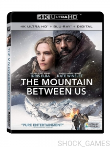 POMIĘDZY NAMI GÓRY PL 4K ULTRA HD + BLU-RAY UHD HDR THE MOUNTAIN BETWEEN US