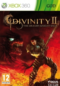DIVINITY II 2 THE DRAGON KNIGHT SAGA PL XBOX 360