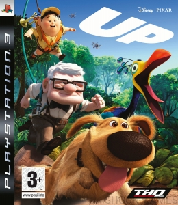 GRA PS3 ODLOT / UP DISNEY PL