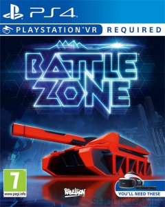 BATTLEZONE PLAYSTATION VR PS4