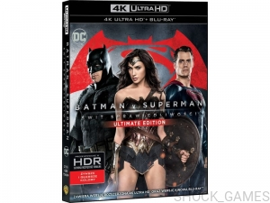 BATMAN V SUPERMAN ŚWIT SPRAWIEDLIWOŚCI PL 4K ULTRA HD + BLU-RAY ULTIMATE EIDTION UHD HDR VS VS.