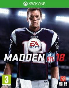 GRA XBOX ONE MADDEN NFL 18 RUGBY 2018