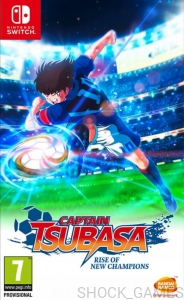 GRA NINTENDO SWITCH CAPTAIN TSUBASA RISE OF NEW CHAMPIONS