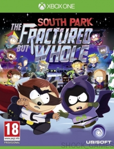 SOUTH PARK FRACTURED BUT WHOLE XBOX ONE KIJEK PRAWDY