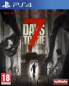 7 DAYS TO DIE 7DAYS PS4