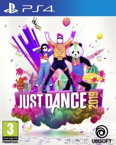 JUST DANCE 19 2019 PS4