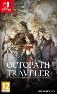 GRA NINTENDO SWITCH OCTOPATH TRAVELER