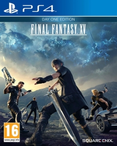 FINAL FANTASY XV 15 DAY ONE EDITION PS4