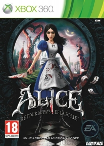 GRA XBOX 360 ALICE MADNESS RETURNS