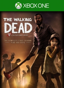 THE WALKING DEAD GOTY SEASON ONE XBOX ONE