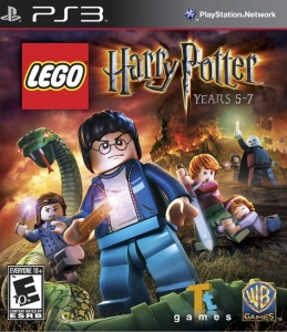 GRA PS3 LEGO HARRY POTTER LATA 5-7 YEARS