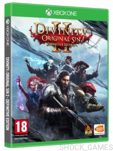 DIVINITY ORIGINAL SIN II PL DEFINITIVE EDITION XBOX ONE 2
