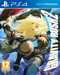 GRAVITY RUSH II 2 PL PS4