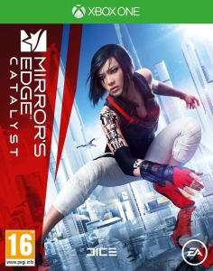 MIRROR'S EDGE THE CATALYST PL XBOX ONE MIRRORS
