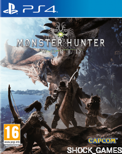 GRA PS4 MONSTER HUNTER WORLD PL