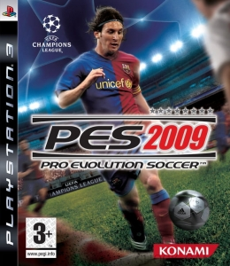 GRA PS3 PRO EVOLUTION SOCCER 2009 PES