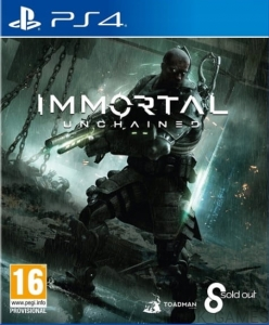 IMMORTAL UNCHAINED PL PS4