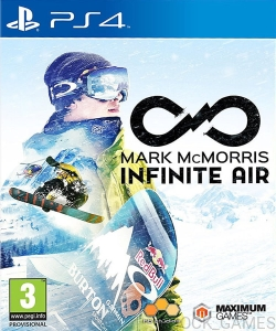 INFINITE AIR MARK WITH MCMORRIS MC MORRIS PS4