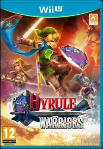HYRULE WARRIORS Wii U WiiU NINTENDO