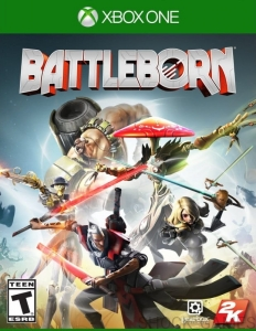GRA XBOX ONE BATTLEBORN BATTLE BORN