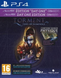 GRA PS4 TORMENT TIDES OF NUMENERA PL DAY ONE EDITION