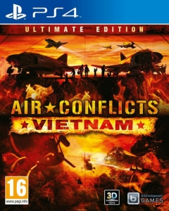 AIR CONFLICTS VIETNAM ULTIMATE EDITION PS4 CONFLICT