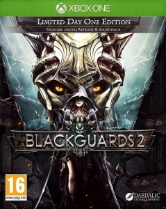 GRA XBOX ONE BLACKGUARDS 2 LIMITED DAY ONE EDITION BLACK GUARDS