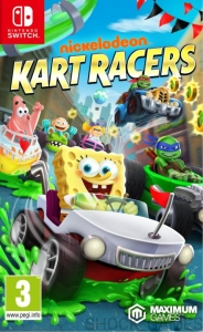 GRA NINTENDO SWITCH NICKELODEON KART RACERS