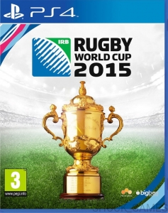 RUGBY WORLD CUP 2015 PS4 MADDEN NFL