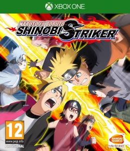 GRA XBOX ONE NARUTO TO BORUTO SHINOBI STRIKER PL