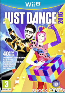 JUST DANCE 2016 NINTENDO Wii U WiiU 16