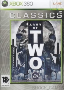 GRA XBOX 360 ARMY OF TWO