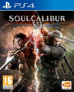 SOUL CALIBUR VI 6 PS4 SOULCALIBUR