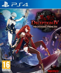 DECEPTION IV 4 THE NIGHTMARE PRINCESS PS4