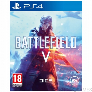 BATTLEFIELD V 5 PL PS4