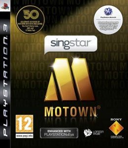 GRA PS3 SINGSTAR MOTOWN